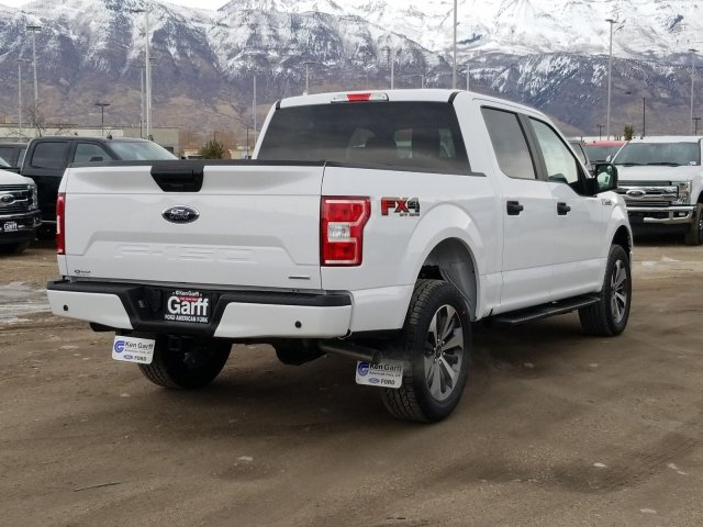2020 F-150 SuperCrew Cab 4x4, Pickup #1F00233 - photo 2