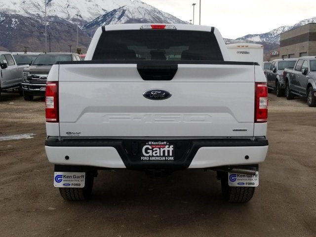 2020 F-150 SuperCrew Cab 4x4, Pickup #1F00233 - photo 4