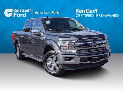 2020 F-150 SuperCrew Cab 4x4, Pickup #1F00267 - photo 1