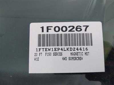 2020 F-150 SuperCrew Cab 4x4, Pickup #1F00267 - photo 13