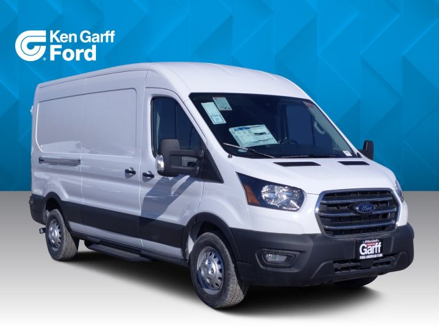 2020 Ford Transit 250 Med Roof RWD, Empty Cargo Van #1F00398 - photo 1