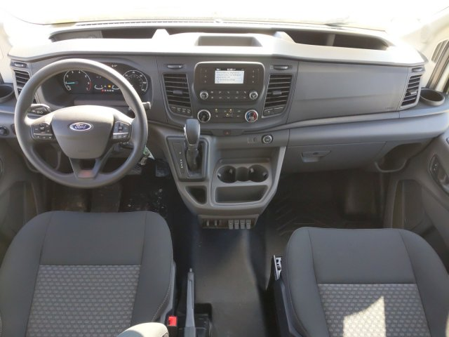 2020 Ford Transit 250 Med Roof RWD, Empty Cargo Van #1F00398 - photo 11