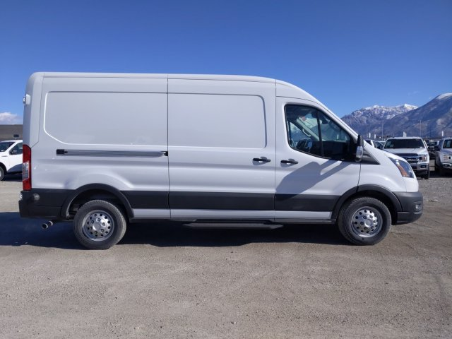 2020 Ford Transit 250 Med Roof RWD, Empty Cargo Van #1F00398 - photo 3