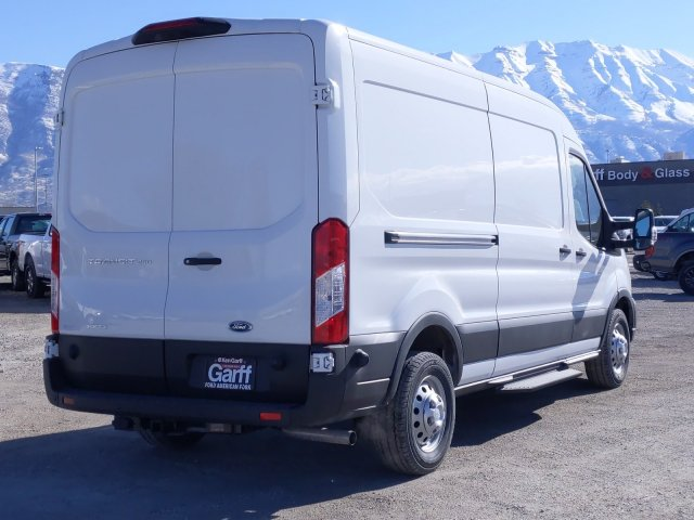 2020 Ford Transit 250 Med Roof RWD, Empty Cargo Van #1F00398 - photo 4