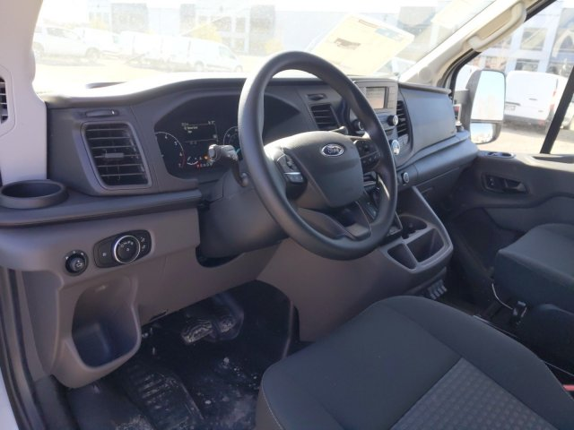 2020 Ford Transit 250 Med Roof RWD, Empty Cargo Van #1F00398 - photo 8
