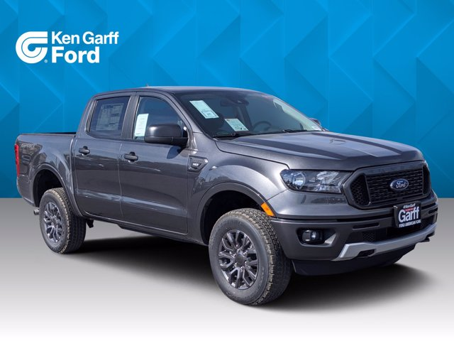 2020 Ford Ranger SuperCrew Cab 4x4, Pickup #1F00690 - photo 1