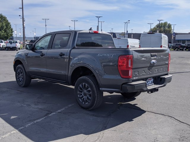 2020 Ford Ranger SuperCrew Cab 4x4, Pickup #1F00690 - photo 5