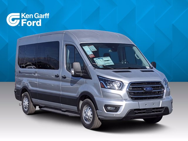 2020 Ford Transit 350 Med Roof AWD, Passenger Wagon #1F00810 - photo 1