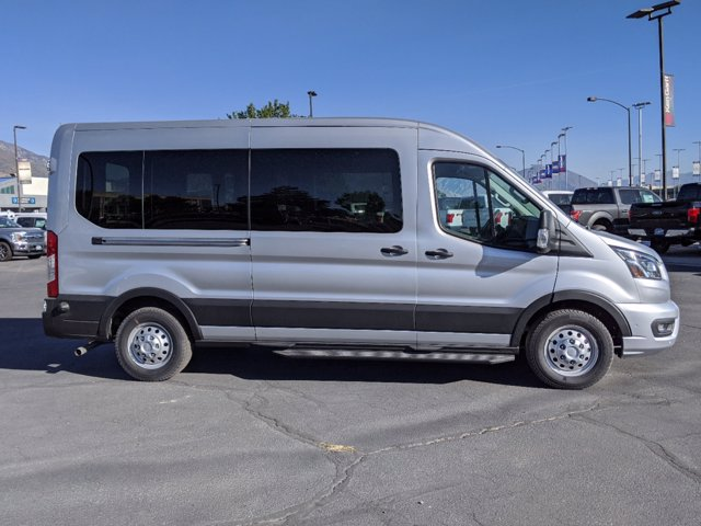 2020 Ford Transit 350 Med Roof AWD, Passenger Wagon #1F00810 - photo 3