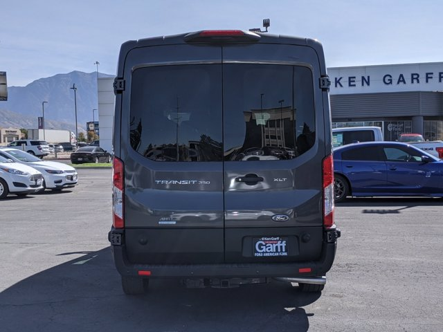 2020 Ford Transit 350 Med Roof AWD, Passenger Wagon #1F00823 - photo 4