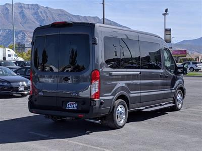 2020 Ford Transit 350 Med Roof AWD, Passenger Wagon #1F00823 - photo 2