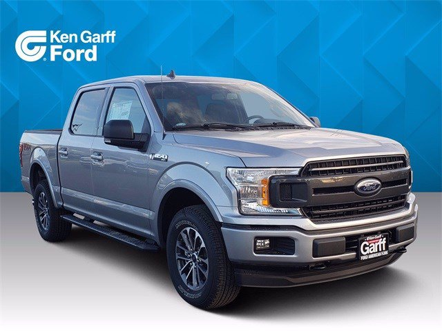 2020 Ford F-150 SuperCrew Cab 4x4, Pickup #1F00861 - photo 1