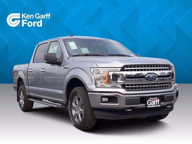 2020 Ford F-150 SuperCrew Cab 4x4, Pickup #1F00863 - photo 1