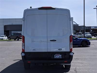 2020 Ford Transit 250 Med Roof AWD, Empty Cargo Van #1F00931 - photo 4