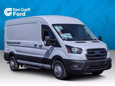 2020 Ford Transit 250 Med Roof AWD, Empty Cargo Van #1F00932 - photo 1
