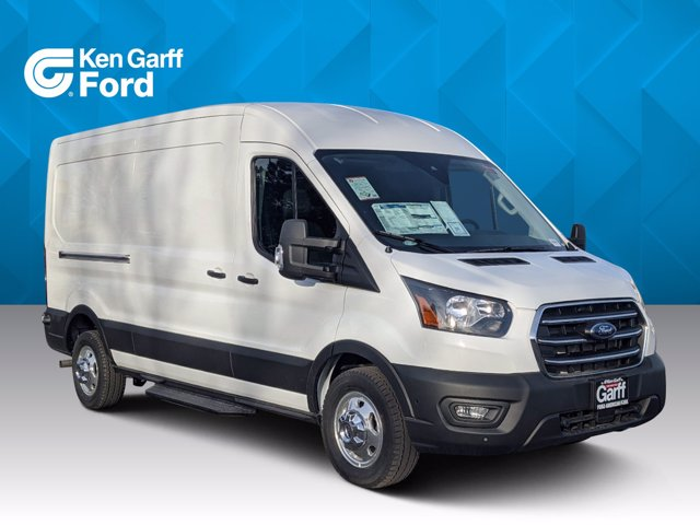 2020 Ford Transit 250 Med Roof AWD, Upfitted Cargo Van #1F01026 - photo 1