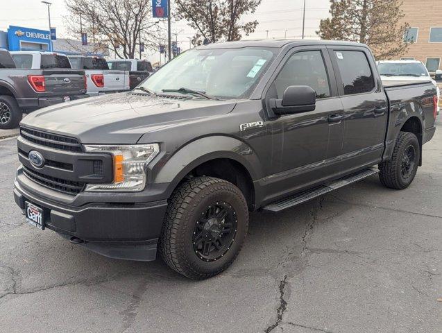 2020 Ford F-150 SuperCrew Cab 4x4, Pickup #1F01053 - photo 7