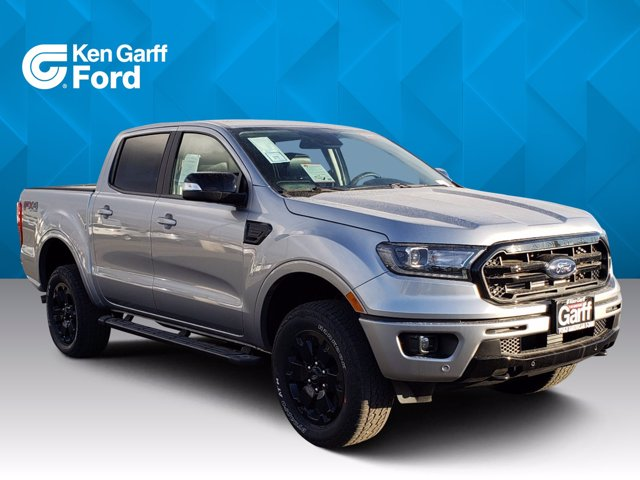 2020 Ford Ranger SuperCrew Cab 4x4, Pickup #1F01054 - photo 1