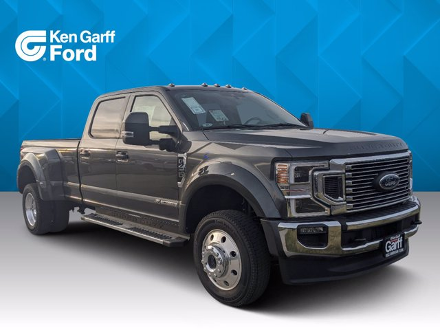2020 Ford F-450 Crew Cab DRW 4x4, Pickup #1F01084 - photo 1