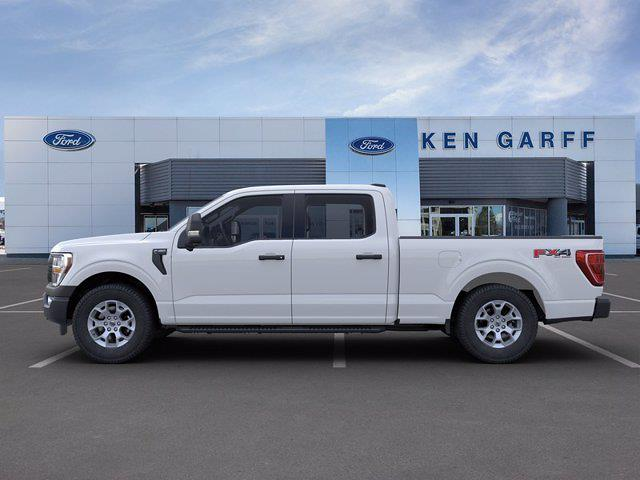 2021 Ford F-150 SuperCrew Cab 4x4, Pickup #1F10148 - photo 2