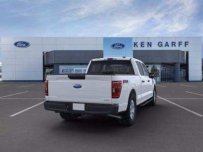 2021 Ford F-150 SuperCrew Cab 4x4, Pickup #1F10148 - photo 8