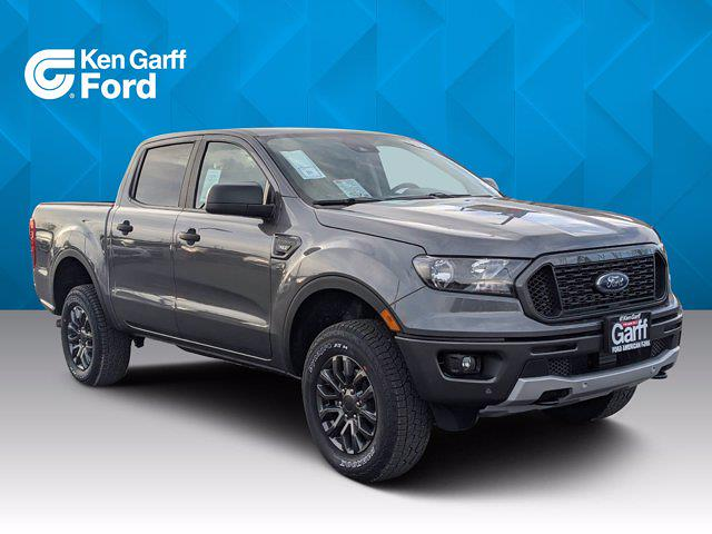 2021 Ford Ranger SuperCrew Cab 4x4, Pickup #1F10190 - photo 1