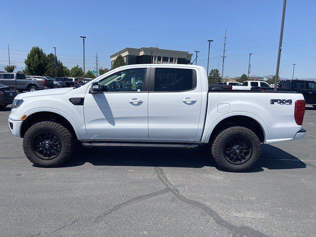 2021 Ford Ranger SuperCrew Cab 4x4, Pickup #1F10193 - photo 1