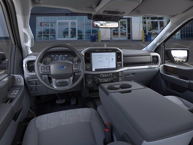 2021 Ford F-150 SuperCrew Cab 4x4, Pickup #1F10203 - photo 9