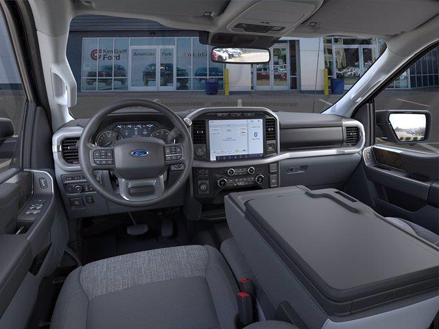 2021 Ford F-150 SuperCrew Cab 4x4, Pickup #1F10450 - photo 9
