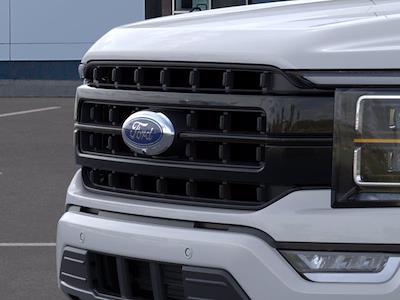2021 Ford F-150 SuperCrew Cab 4x4, Pickup #1F10454 - photo 17