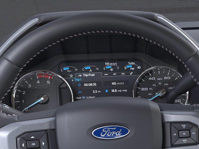 2021 Ford F-350 Crew Cab 4x4, Pickup #1F10501 - photo 13