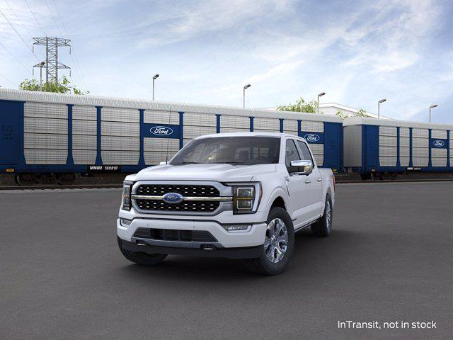 2021 Ford F-150 SuperCrew Cab 4x4, Pickup #1F10502 - photo 3