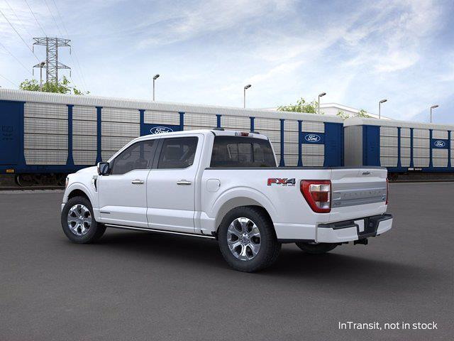 2021 Ford F-150 SuperCrew Cab 4x4, Pickup #1F10502 - photo 2