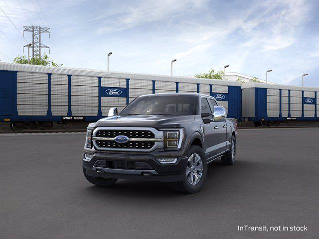 2021 Ford F-150 SuperCrew Cab 4x4, Pickup #1F10507 - photo 3