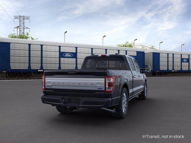 2021 Ford F-150 SuperCrew Cab 4x4, Pickup #1F10507 - photo 8