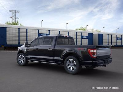 2021 Ford F-150 SuperCrew Cab 4x4, Pickup #1F10507 - photo 2