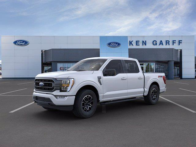 2021 Ford F-150 SuperCrew Cab 4x4, Pickup #1F10515 - photo 1