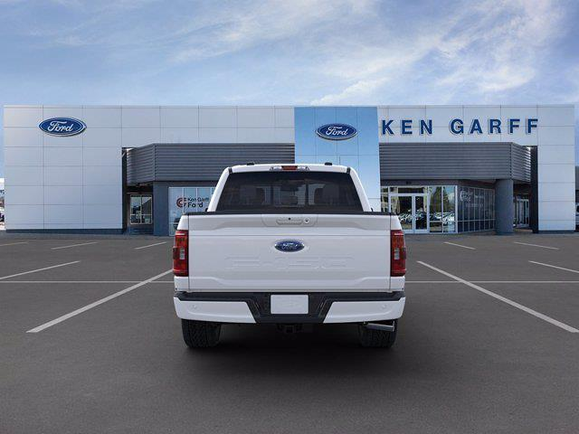 2021 Ford F-150 SuperCrew Cab 4x4, Pickup #1F10515 - photo 5