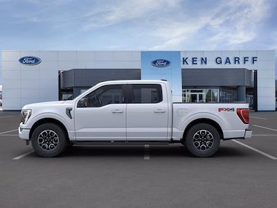 2021 Ford F-150 SuperCrew Cab 4x4, Pickup #1F10515 - photo 4
