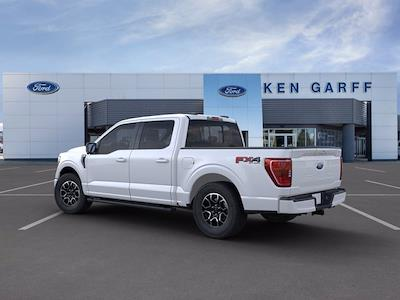 2021 Ford F-150 SuperCrew Cab 4x4, Pickup #1F10515 - photo 2