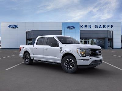 2021 Ford F-150 SuperCrew Cab 4x4, Pickup #1F10515 - photo 7