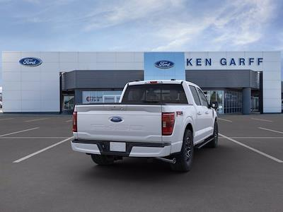 2021 Ford F-150 SuperCrew Cab 4x4, Pickup #1F10515 - photo 8