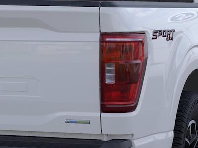2021 Ford F-150 SuperCrew Cab 4x4, Pickup #1F10658 - photo 21