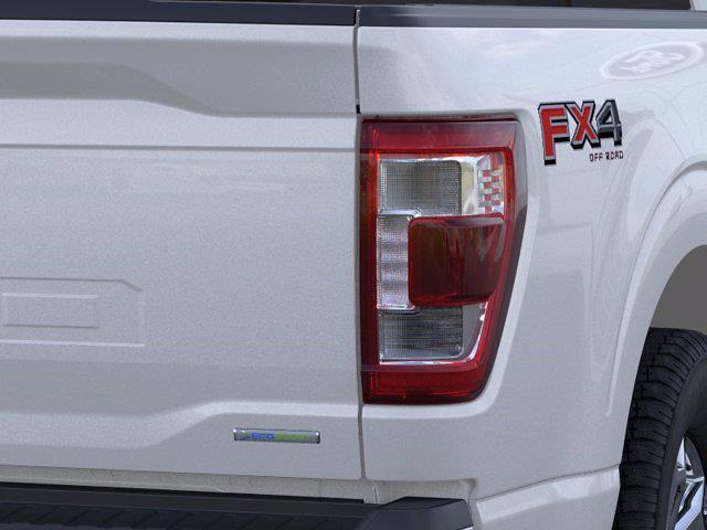 2021 Ford F-150 SuperCrew Cab 4x4, Pickup #1F10685 - photo 21