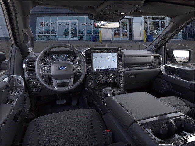 2021 Ford F-150 SuperCrew Cab 4x4, Pickup #1F10687 - photo 10