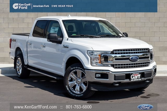 2018 F-150 SuperCrew Cab 4x4,  Pickup #1F80005 - photo 1