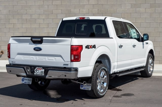 2018 F-150 SuperCrew Cab 4x4,  Pickup #1F80005 - photo 2