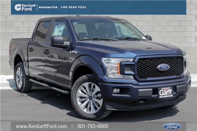2018 F-150 SuperCrew Cab 4x4, Pickup #1F80021 - photo 1