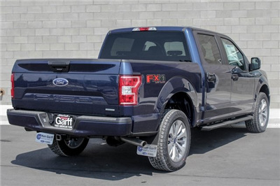 2018 F-150 SuperCrew Cab 4x4, Pickup #1F80021 - photo 2