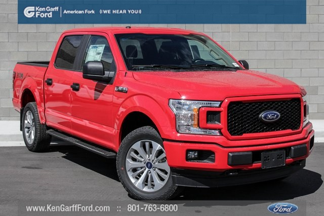 2018 F-150 SuperCrew Cab 4x4, Pickup #1F80034 - photo 1